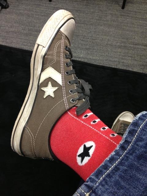 My Socks Are All-Stars